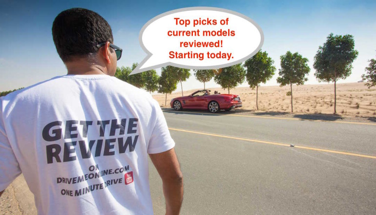best car reviews Dubai