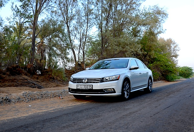 Volkswagen Passat 2016 Dubai
