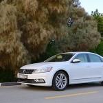 Volkswagen Passat 2016 road