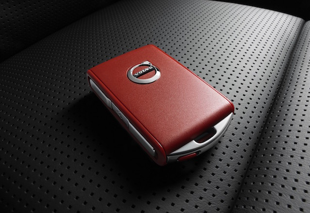 Volvo Red Key_2