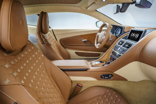Aston Martin Q collection DB11