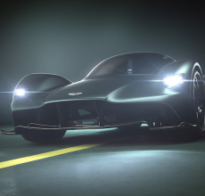 Aston Martin Valkyrie DriveME