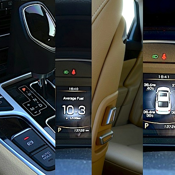 Geely Emgrand Collage