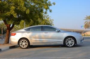 Geely Emgrand GT V6 profile