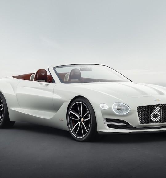 Image 1 - EXP 12 Speed 6e concept Geneva