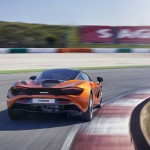 McLaren 720S track