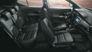 Nissan Kicks Seats
