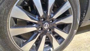 Nissan Kicks tyres