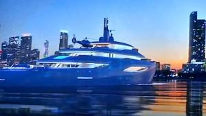 Pininfarina yacht
