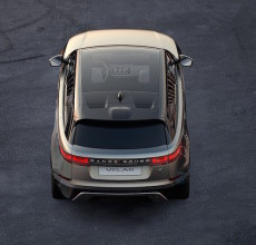 Range Rover Velar Tease Image