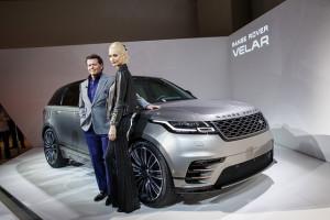 Range Rover Velar launch 2