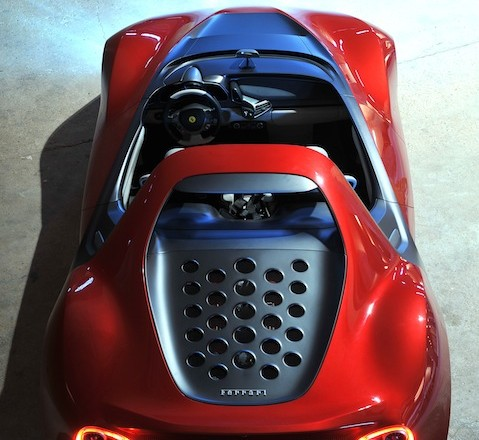 Sergio Pininfarina Ferrari