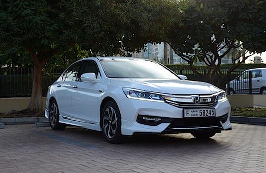 Honda Accord 2.4 L review