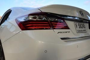 Honda Accord 3.5L spoiler