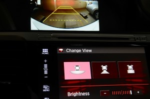 Honda Accord camera multi view