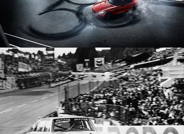 AMG 50 years