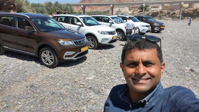 Geely SUV Ramadan offer