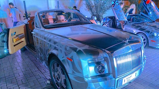 Rolls Royce Gumball