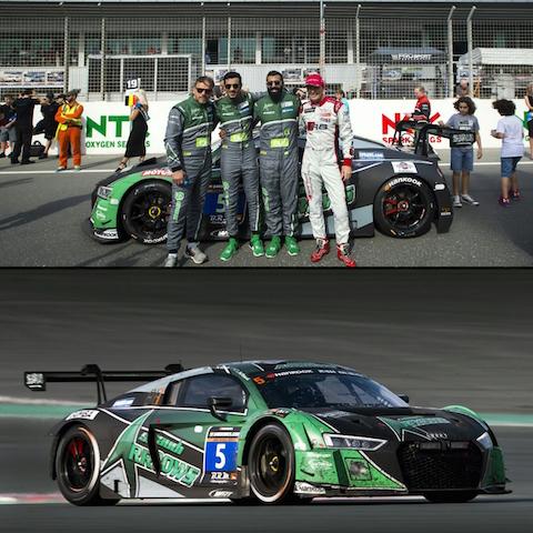 Saudi Arrows Audi Sport