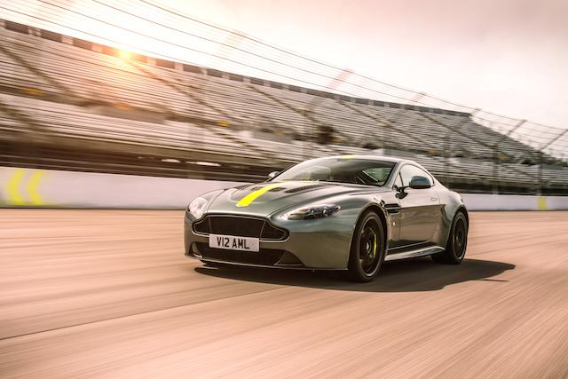 Aston Martin AMR V12