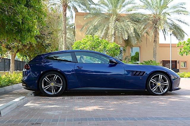Ferrari GTC4Lusso UAE