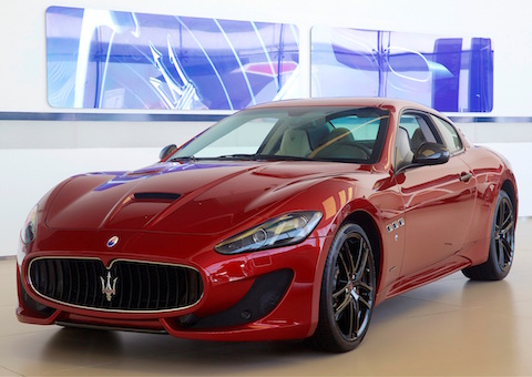 GranTurismo Special Edition At Al Tayer Motors - 2