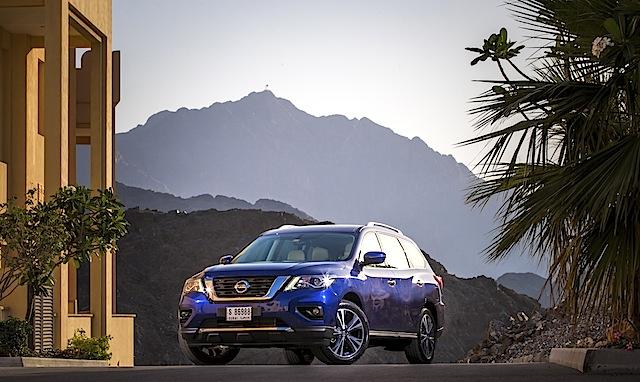 Nissan Pathfinder 2018 Fujairah