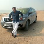 Nissan Pathfinder 2018 Sudeep Koshy