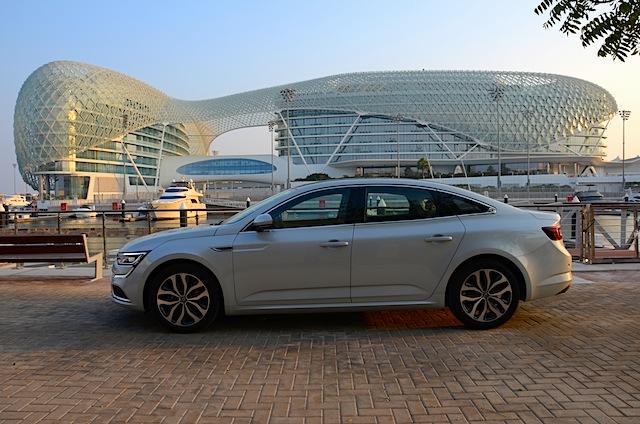 Renault Talisman profile