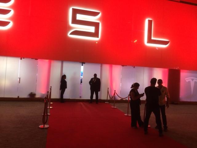 Tesla showroom 3