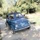 Fiat 500 Tuscany