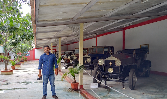 Me and Vintage cars