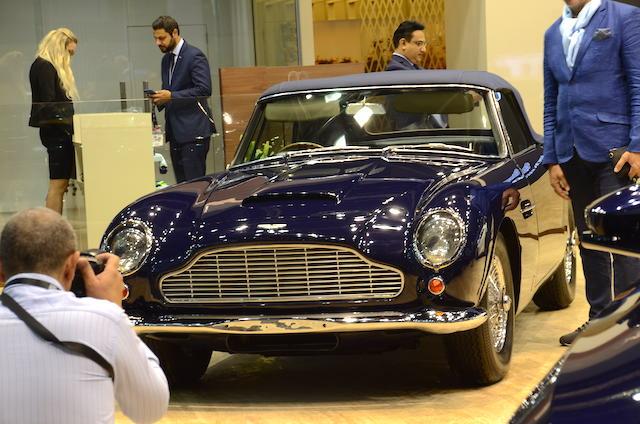 Aston Martin classic