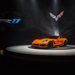 Corvette ZR 1 World Premiere
