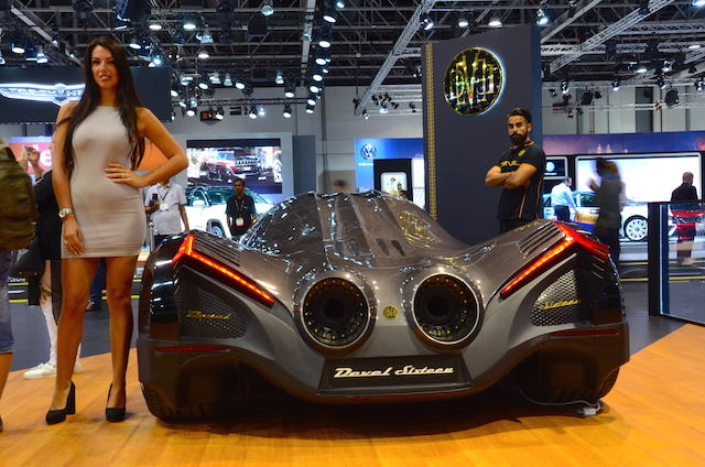 top 10 selfie points at dubai motor show. Black Bedroom Furniture Sets. Home Design Ideas