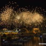 F1 fireworks