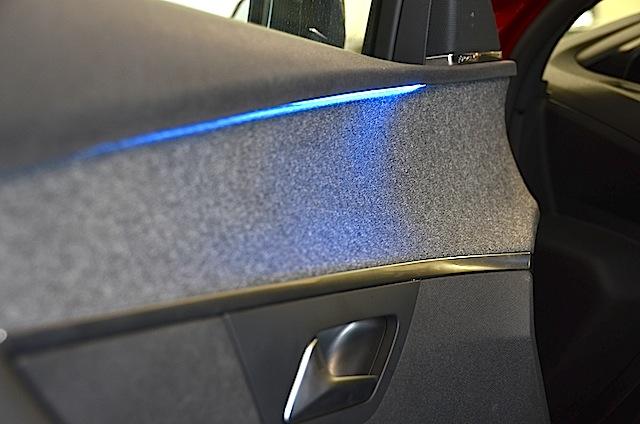 Peugeot 3008 fabric
