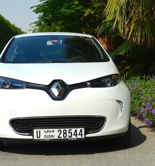 Renault Zoe UAE launch