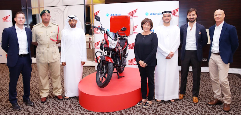 Al-Futtaim Honda_RSUAE_Bike Safety Event(1)