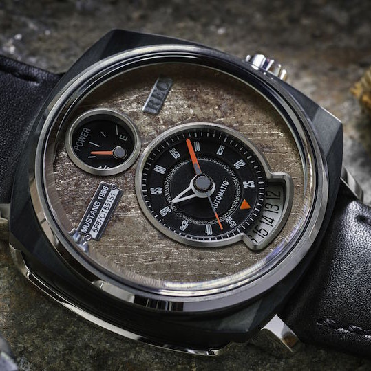 Ford Mustang Watches story