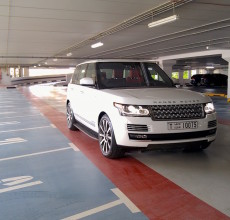 Range Rover 2017 review