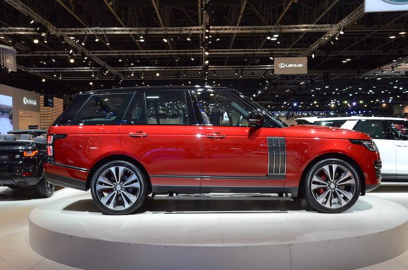 Range Rover 2018 image