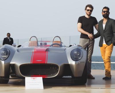 UAE built sports car