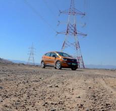 Chevrolet Bolt EV far shot