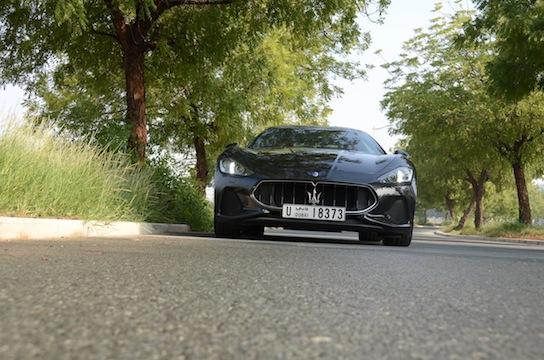 Maserati GranTurismo 2018 Dubai