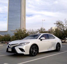Toyota Camry first drive
