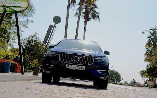 Volvo XC60 face