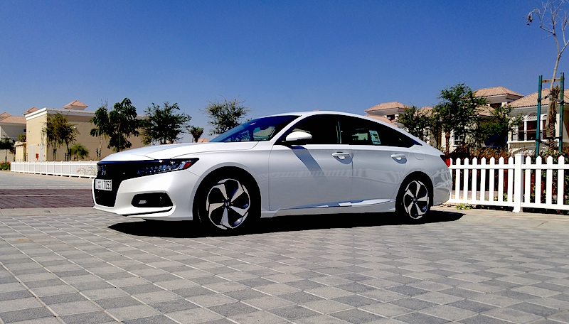 2018 honda accord 1 5 t turbo charging your money. Black Bedroom Furniture Sets. Home Design Ideas