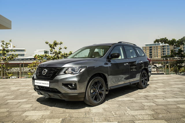 Nissan Pathfinder Midnight Edition 2019 Review In The