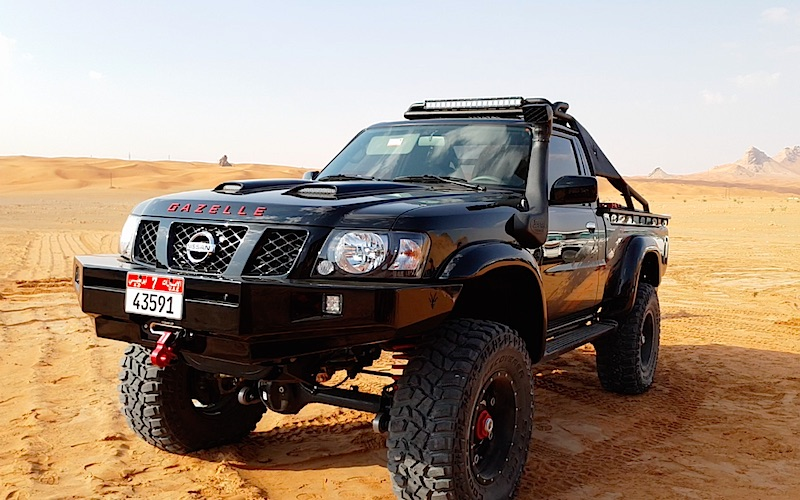 Nissan unleashes three off road Safari editions for hardcore fans